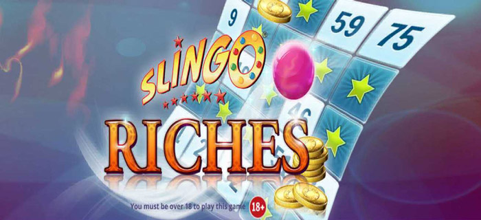 Slingo Riches Gokkast
